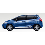 Adesivo New Fit Honda Faixa Lateral M1 Acessórios Peças La