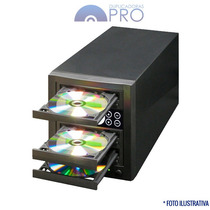 Maquina De Gravar Dvd E Cd Com 3 Gravadores Lite-on Philips