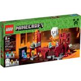 Lego Minecraft La Fortaleza Infernal, 21122