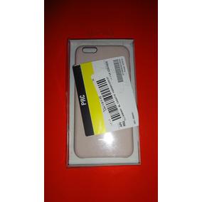 Leather Case Iphone 6/6s Plus Apple Genuino Color Rosa
