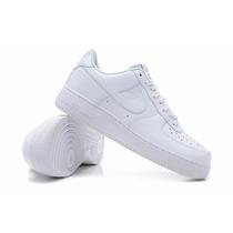 Tênis Nike Air Force Cano Baixo Swag Na Caixa Barato