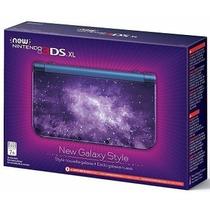 New Nintendo 3ds Xl Galaxy Style Edition Novo E-sedex