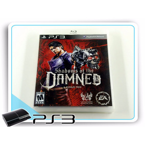 Ps3 Shadows Of The Damned Original Playstation 3