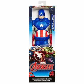 Avengers Figuras Individuales Titan Super Heroes - Hasbro