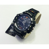 Relógio Red Bull G-shockk Importado De Alta Qualidade
