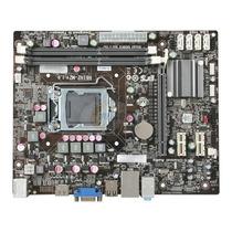 Placa Mae Ecs H61h2-m2 V-1.0 Socket 1155 2 Geração +garantia