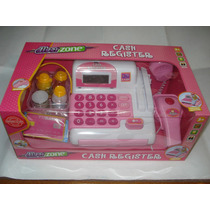 Caja Registradora Niña Diverzone Cash Register Happy Line