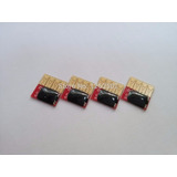 Jogo De Chip Full Para Hp Designjet T120/520 24-in Print