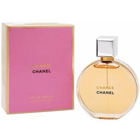 Perfume Chanel Chance Eau De Parfum 100 Ml .original