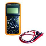 Tester Multitester Multimetro Portatil Pantalla Digital Lcd