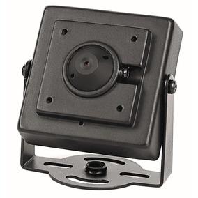 Camara Espia Pinhole A Color Para Cctv Oculta 1080p 2 Megap