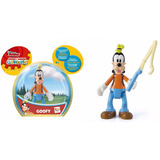 Educando Figura Mickey Mouse Daisy Minnie Donald Goofy Pluto