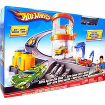 Hot Wheels Pista Super Lava-rápido - Mattel T3543
