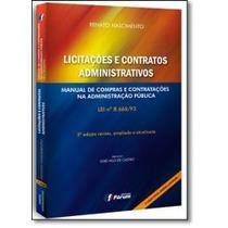 Licitações E Contratos Administrativos - Forum