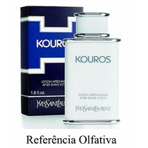 Fragrância Importada Masc Kouros Yves Saint Laurent 100ml