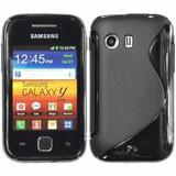 Capa Tpu S-type Samsung Galaxy Y S5360