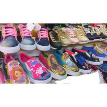 Botas De Niñas Soy Luna, Frozen , Barbie, Minie,pepa ,mk