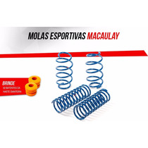 Molas Esportivas Macaulay Corsa / Celta / Prisma Batente