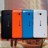 Tampa Traseira N640 Lumia Dual 640 Dtv + Pelicula De Vidro