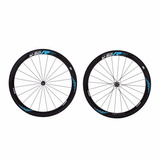Rodas Speed Triathlon Saga Full Carbono 50mm Clincher 2016