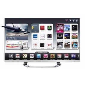 Tv Lg Led 47 Cinema 3d Smart Tv + Sus Lentes 3d