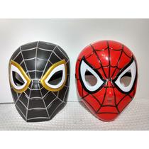 Máscara Do Homem Aranha E Venom Com Luzes