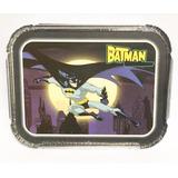 50 Marmitas Para Festa Infantil 250g Tema Batman