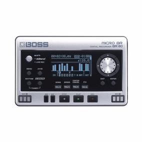 Gravador Digital Portátil Boss Br-80 Br80 Cosm Eband E 32gb