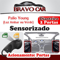 Kit Vidro Elétrico Palio Young 96 A 99 2 Portas Sensorizado