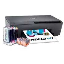 Impresora Hp 6230 + Sistema Continuo + Valvula Anti Reflujo