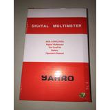 Multimetro Digital M890g (capacimetro,med De Temp)