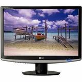 Monitor Lg 19 Lcd Widescreen C/ Cabos E Garantia