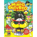 Figuritas Del Album Los Secretos De Mundo Gaturro - Año 2011