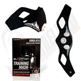 Mascara De Entrenamiento Elevation Training Mask 2.0 Roja S