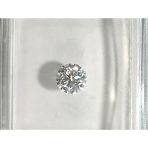 Diamante Natural 0,30ct Lacrado Com Certificado Igi