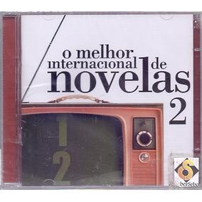 Cd O Melhor Internacional De Novelas 2 - Duplo