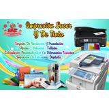 Tarjetas - Afiches - Volantes - Impresión Láser (hq)