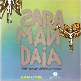 Cd Saramandaia - Trilha Sonora Original Da Novela - Novo***