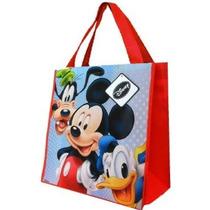 Disney Mickey Mouse Pato Donald Y Goofy Bolsa De Asas Reutil