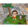 Adornos De Torta Personalizados ( Dora La Exploradora )