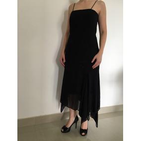 Vestido De Festa Longuete Bordado