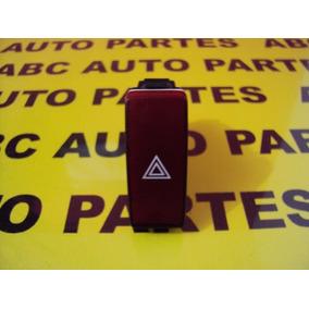Botão Do Pisca Alerta Crv 09/10 Original Semi Novo