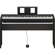 Piano Yamaha P45 | Com Fonte | Suporte L85 | Frete Grátis !!