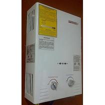 Calentador Instantaneo De Paso Kruger 5 Litros Gas L.p.