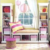 Biblioteca Organizador Dormitorio Infantil Juvenil Modulos