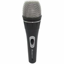 Microfono Alambrico Audesbo Prof Kareoke Dj + Adaptador