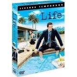 Life 2ª Temp Box Com 4vdvds Original E Lacrado Raro