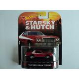 Hot Wheels Retro ´76 Ford Grand Torino Starsky Hutch Env. G