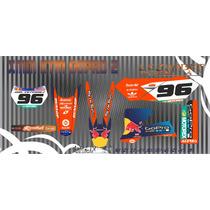 Kit De Calcos Motomel Xmm 250 Gopro