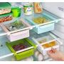 Gaveta Organizadora Geladeira Espaço Refrigerador Pratico